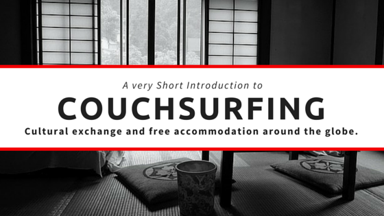 A short introduction to couchsurfing