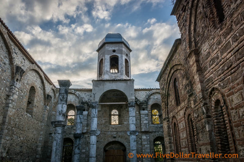 Church on the hill: Prizren, Kosovo