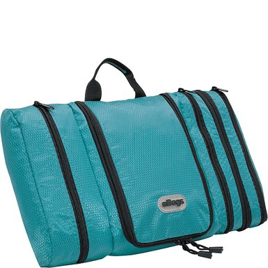 cool travel gifts 2015 - flat toiletries case