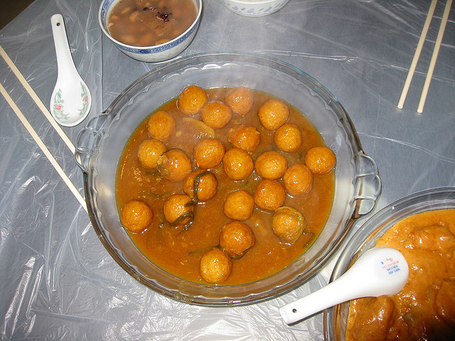 Curry Fish Balls: Hong Kong Podcast