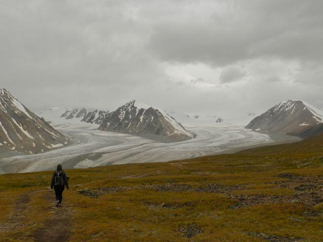 Glacier megsy