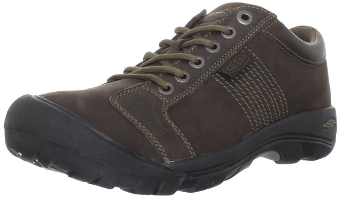 best shoes for travel Men's Austin Sneaker