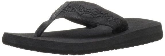 best shoes for travel Women's Sandy Flip Flop Sandal