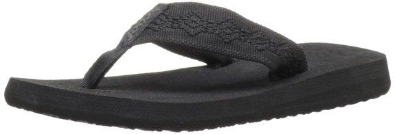 best shoes for travel Women's Sandy Flip Flop Sandal