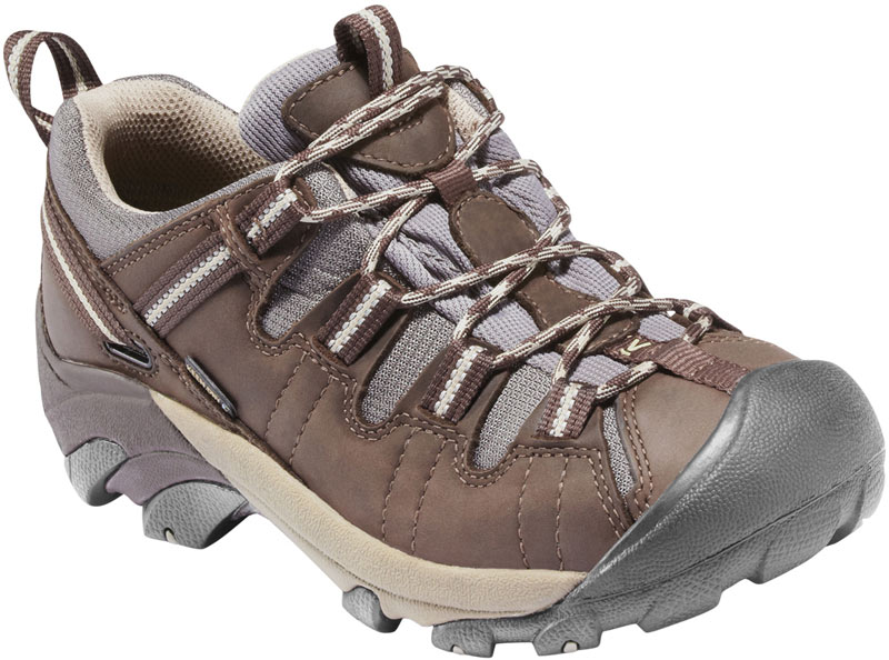 What are the best shoes for travel - Keen Women's Targhee II