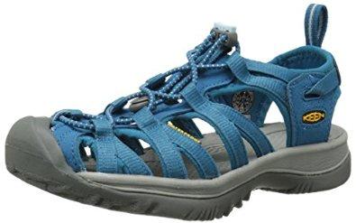 best shoes for travel Women's Whisper Sandal