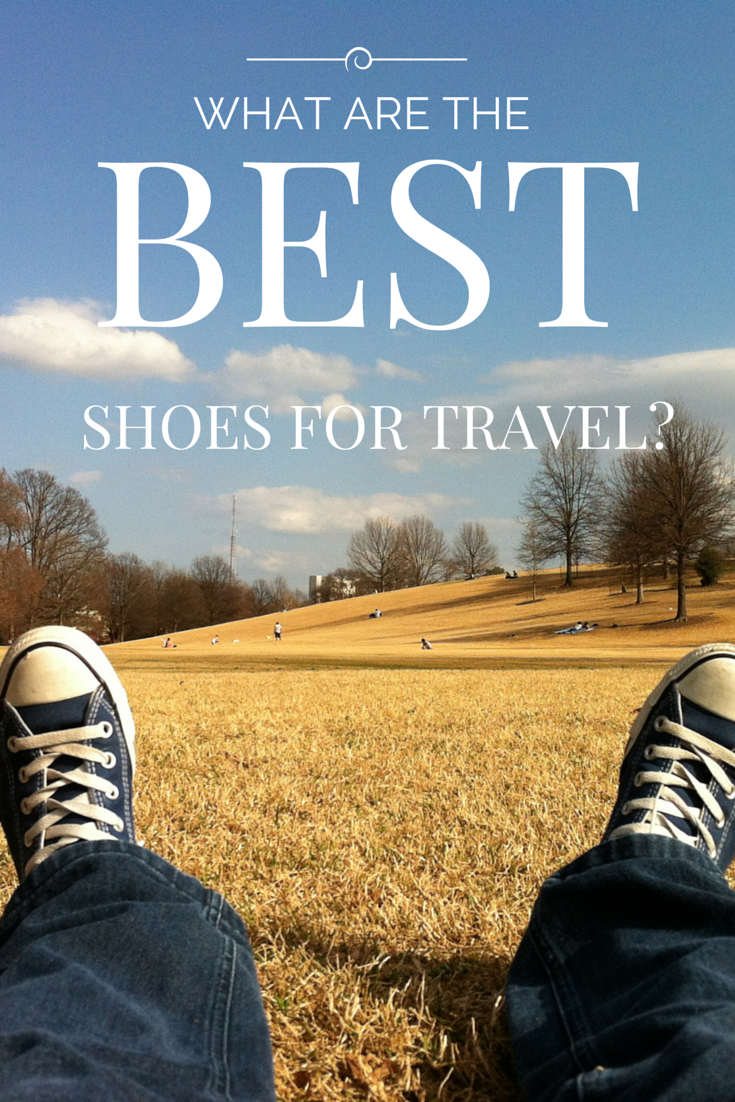 What are the BEST shoes for travel? We break it down in this article to help you make the right choice first time around.