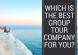Which is the best group tour company?