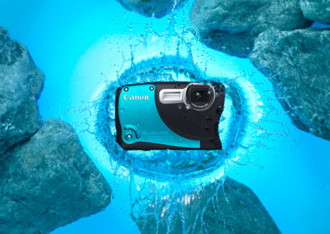 Best Travel Gifts 2015 - Waterproof camera