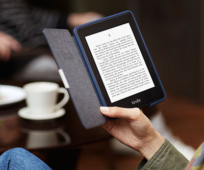 best gifts for travelers - Kindle Paperwhite