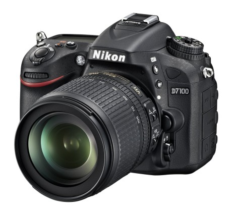 Best Travel Gifts 2015 - Nikon D7100 DSLR