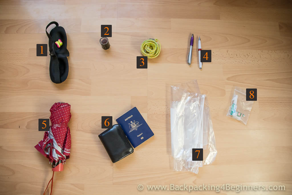 Minimalist Packing: Ultimate Carry on packing list (Misc.)