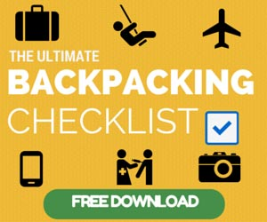 Ultimate Backpacker Checklist