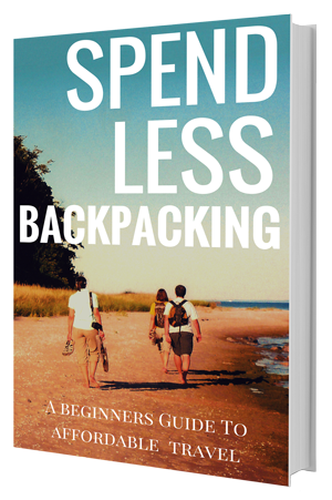 Backpacking For Beginners Books: Spend Less Backpacking Book